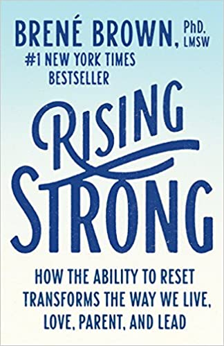 Rising Strong - My EA Career REsources