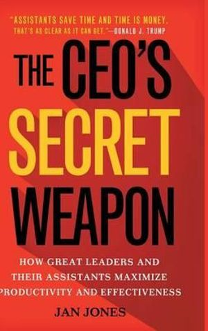 The CEO's Secret Weapon - My EA Career Resources