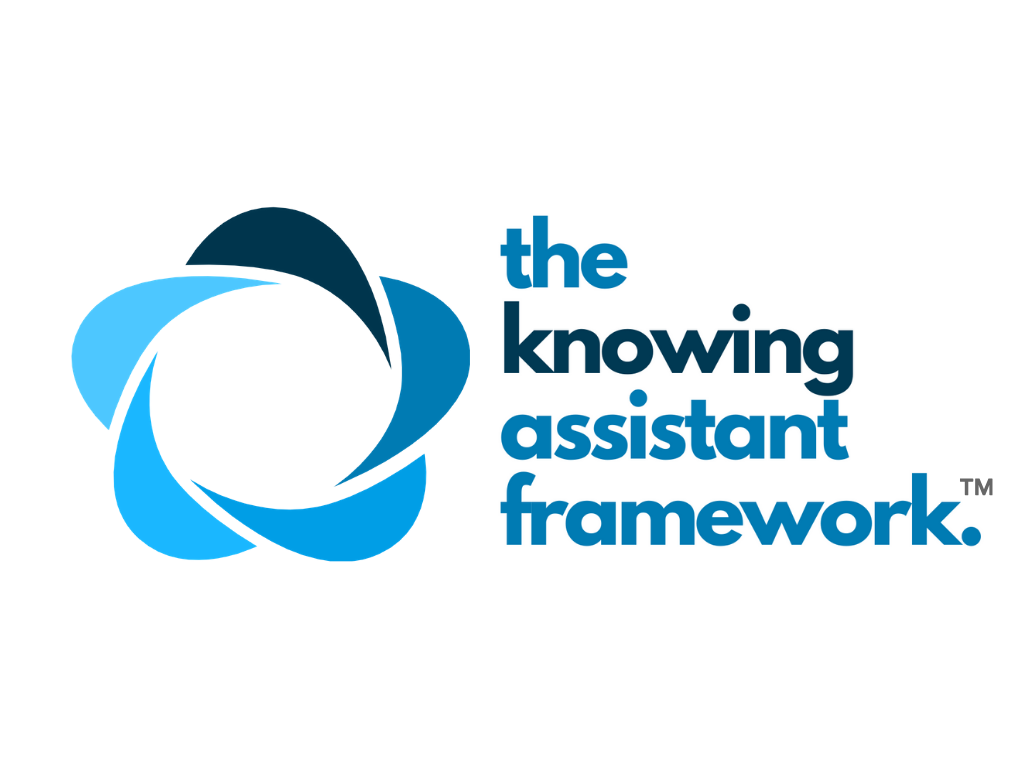 My EA Career The knowing assistant framework with TM symbol