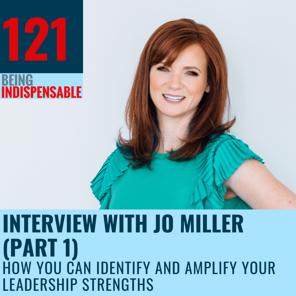 Being Indispensable podcast created by Liz Van Vliet