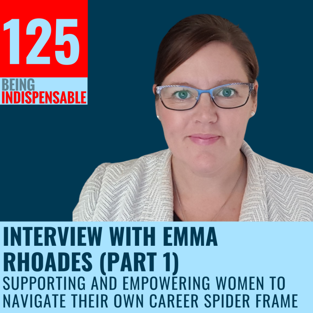 Being Indispensable podcast powered by My EA Career hosted by Liz Van Vliet