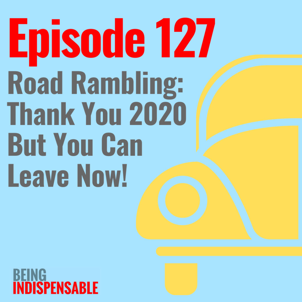 Episode 127 Being Indispensable Liz Van Vliet