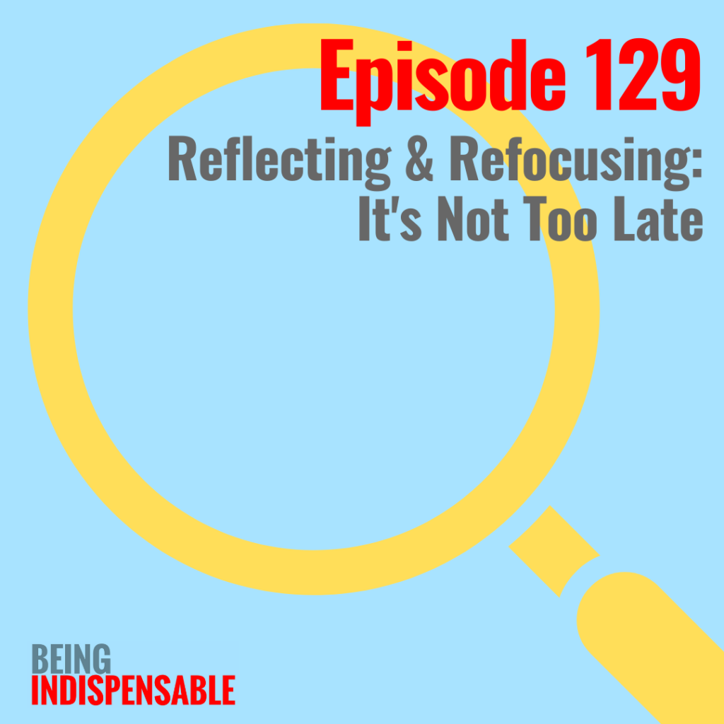 Episode 129 Being Indispensable Liz Van Vliet